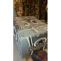 Billes paintball G.I. Sportz - Carton de 2000 billes paintball