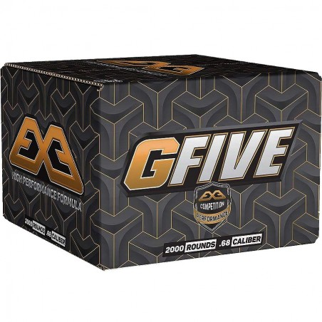 Billes Paintball Exe G Five