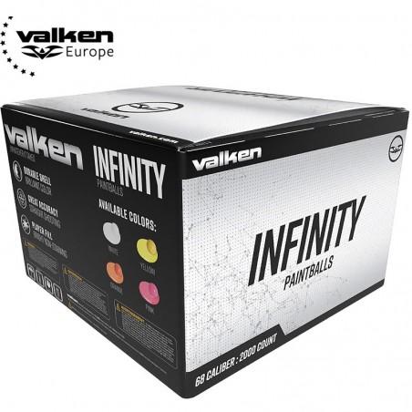 Paintballs - Infinity-Pink 2000 billes